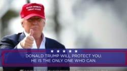 Το νέο πολιτικό σποτ του Τραμπ μας βάζει μέσα στο νοσηρό νου του ανθρώπου που θέλει να γίνει πρόεδρος των