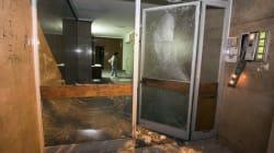 Η οργάνωση Συνωμοσία Πυρήνων της Φωτιάς ανέλαβε την ευθύνη για τη βόμβα στην Ιπποκράτους. Στόχος τους η