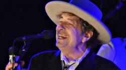 Bob Dylan prix Nobel de littérature