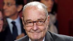 Jacques Chirac a quitté l'hôpital et poursuit sa convalescence chez