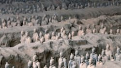 La fameuse armée de terre cuite chinoise aurait été inspirée par les Grecs (et ça change