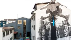 Ο Έλληνας graffiti artist INO ανάμεσα στους καλλιτέχνες που παίρνουν μέρος στο υπέροχο «Wall Poetry» στην