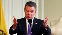 콜롬비아 대통령이 반군과의 정전을