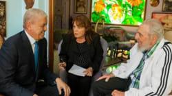 La Havane: Sellal rend visite au leader historique, Fidel