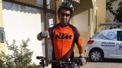 Πρώην καρκινοπαθής διανύει με ποδήλατο 500 χλμ για φιλανθρωπικό