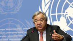 Antonio Guterres devient le prochain secrétaire général de