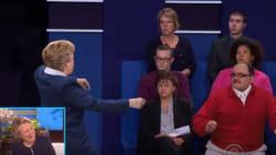 대선 토론의 묘미는 역시 댄스