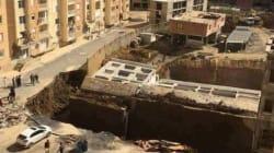 Effondrement d'un immeuble à El Achour: Précisions et décisions du ministère de