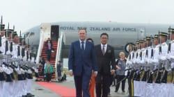 Η Νέα Ζηλανδία θα επανεξετάσει την εμπορική συμφωνία με την Νοτιοανατολική