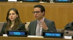 Mon message aux femmes et aux jeunes de mon pays en marge des travaux de l'Assemblée Générale des Nations Unies