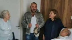 Le roi rend de nouveau visite à Abderrahman El