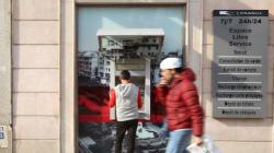 En Tunisie, les distributeurs automatiques de billets (DAB) sont en panne pendant une heure par jour en