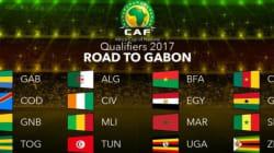 CAN-2017/Tirage au sort: la sélection algérienne fixée mercredi sur ses