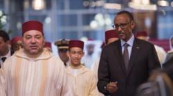 Le roi Mohammed VI est arrivé au