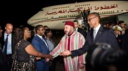 Accueil royal pour Mohammed VI au Rwanda (PHOTOS ET