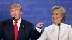 Pendant le 3e débat face à Hillary Clinton, Donald Trump a gâché son ultime chance de se