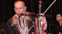 Le chanteur de Malouf constantinois Mohamed Segueni Abderrachid enchante le public