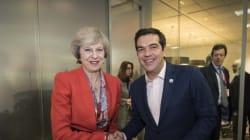 Συναντήσεις του πρωθυπουργού με Μέρκελ, Ολάντ, για χρέος, μεταναστευτικό και