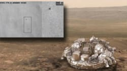 L'atterrisseur Schiaparelli de l'ESA s'est écrasé sur