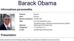 On a imaginé le CV de Barack Obama, qui sera bientôt au
