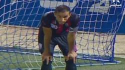 Mohamed Abarhoun du MAT marque un but contre son propre