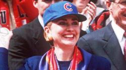 힐러리 클린턴은 컵스의 팬일까, 양키스의