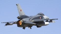 Νέες πτήσεις τουρκικών F-16 πάνω από τις
