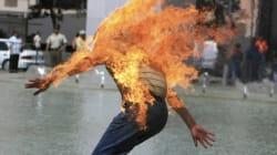 Un lycéen s'immole par le feu dans le bureau de son directeur à