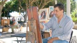 Οι υπαίθριοι ζωγράφοι της
