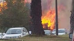 La canicule à l'origine de 30 incendies en