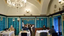 Κινδυνεύει να κλείσει οριστικά το αγαπημένο εστιατόριο του Κεμάλ Ατατούρκ «Pandeli» στην