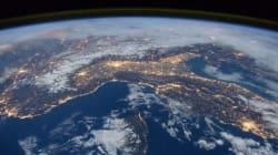 En direct, la terre vue de la station ISS...et c'est à couper le