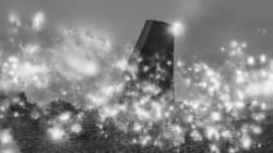 이것은 핵실험 현장의 유독 물질로 가공한