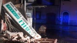 Les images des dégâts provoqués par les nouveaux séismes dans le centre de
