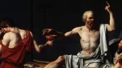 Ένας διάλογος Σωκράτη –