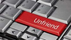 내가 당신과 '온라인 친구' 관계를 끊은 것은 '정치 성향' 때문이