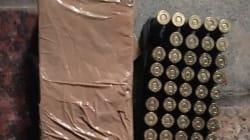 Ναρκέμποροι είχαν θάψει βαρύ οπλισμό σε οικόπεδο στο Κορωπί όπου ήταν το «στρατηγείο»