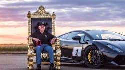 71χρονος είναι ο βασιλιάς του ράλι! Βγήκε πρώτος στο τουρνουά Texas