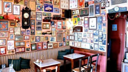 Αφιέρωμα στο Βόλο και το Πήλιο: Ένα καφενείο με παραμυθένια ατμόσφαιρα στις
