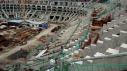 Le nouveau stade de Tizi-Ouzou livré courant