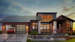 Après l'automobile, Elon Musk veut révolutionner les toitures