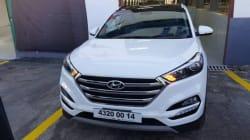 Sortie du premier véhicule Hyundai de l'usine de
