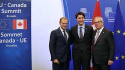 Βέλγιο: Υπογράφτηκε η συμφωνία ελεύθερου εμπορίου ΕΕ-Καναδά
