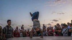En tournage à Mont Semmama: Un documentaire italien sur l'art de rue en
