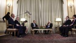 Λαβρόφ σε Παυλόπουλο: Κάποιοι δεν θέλουν την επίλυση του
