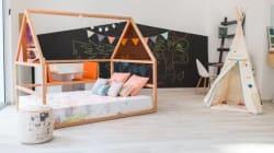 Six meubles pour une chambre d'enfant type
