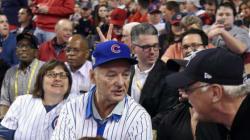 빌 머레이가 시카고 컵스 팬에게 엄청난 선물을