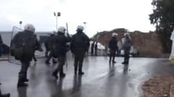 Χίος: Έκρυθμη η κατάσταση στον καταυλισμό στη Σούδα. Τραυματίες σε συμπλοκές μεταξύ