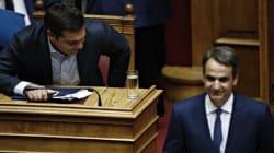 Προβάδισμα ΝΔ έναντι ΣΥΡΙΖΑ 6,4%, βλέπει δημοσκόπηση της