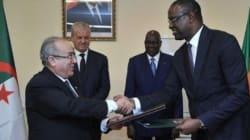 Algérie-Mali: signature à Bamako de 13 accords de coopération